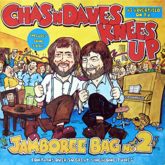 Chas'n'Dave* - Chas'N'Daves Knees Up (LP, Album)