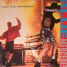 Blue Mercedes - I Want To Be Your Property (12