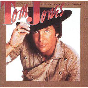 Tom Jones - Don't Let Our Dreams Die Young (LP, Album)