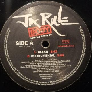 Ja Rule Featuring Ashley Joi - Body (12