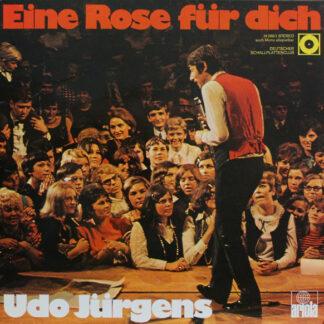 Udo Jürgens - Eine Rose Für Dich (LP, Album, Club)