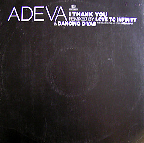 Adeva - I Thank You (12
