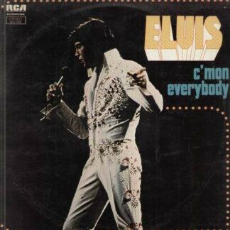 Elvis* - C'mon Everybody (LP, Comp)