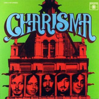 Charisma (15) - Charisma (LP, Album)