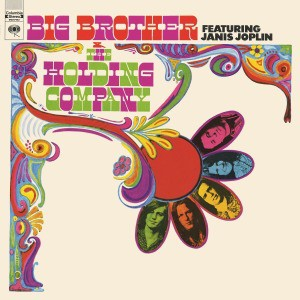 Big Brother & The Holding Company – Big Brother & The Holding Company Featuring Janis Joplin (LP, Album, RE, RM)