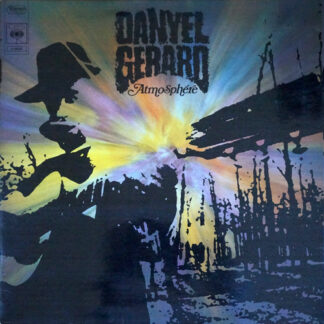Danyel Gérard - Atmosphère (LP, Album, Gat)