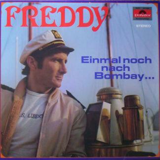 Freddy* - Einmal Noch Nach Bombay... (LP, Comp, Club)