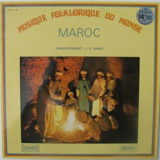 Various - Maroc (LP)