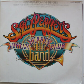 Various - Sgt. Pepper's Lonely Hearts Club Band (2xLP, Album, Gat)