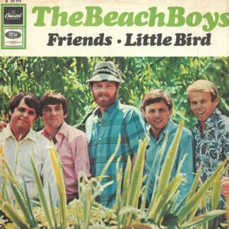 The Beach Boys - Friends • Little Bird (7