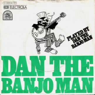 Dan The Banjo Man - Dan The Banjo Man (7