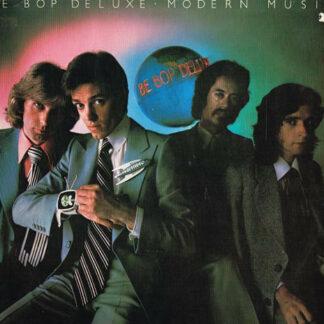 Be Bop Deluxe - Modern Music (LP, Album)