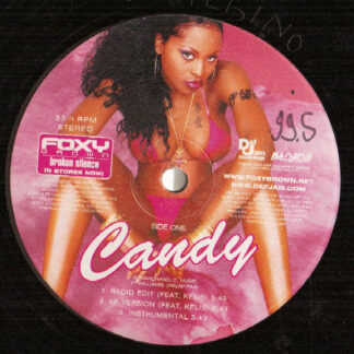Foxy Brown - Candy (12