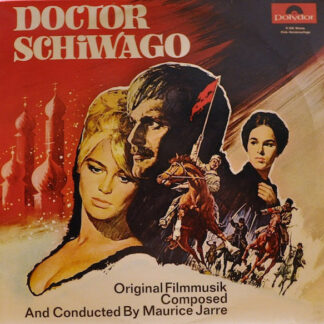 Maurice Jarre - Doctor Schiwago - Original Filmmusik (LP, Album, Club)