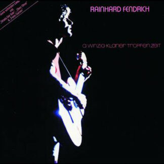 Rainhard Fendrich - A Winzig Klaner Tropfen Zeit (LP, Comp)