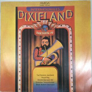 Various - Internationales Dixieland Festival Dresden '76 (LP, Album)