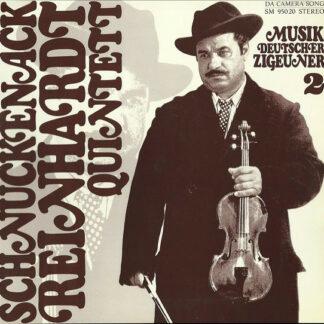 Schnuckenack Reinhardt Quintett - Musik Deutscher Zigeuner 2 (LP, Album)