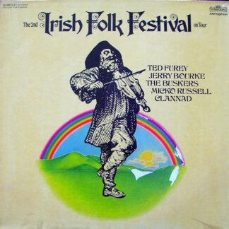 Various - The 2nd Irish Folk Festival On Tour (2xLP)