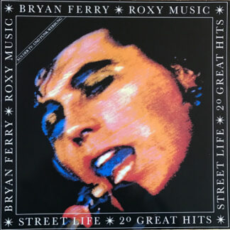 Roxy Music / Bryan Ferry - Street Life - 20 Great Hits (2xLP, Comp)