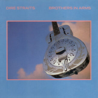 Dire Straits - Brothers In Arms (LP, Album)