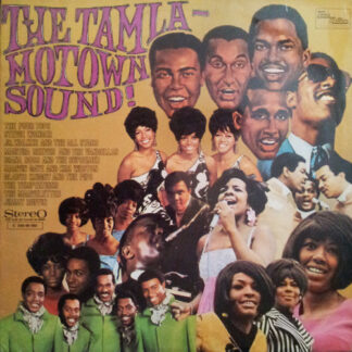 Various - The Tamla-Motown Sound! (LP, Comp, RE)