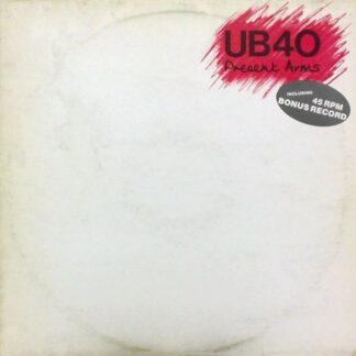 UB40 - Present Arms (LP, Album + 7