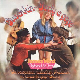 James West Bigband & Chor - Puschkin-Party A Gogo (LP, Album)