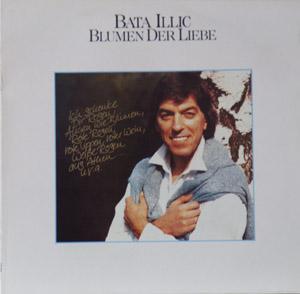 Bata Illic - Blumen Der Liebe (LP, Album)