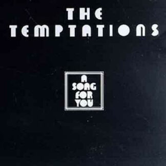 The Temptations - A Song For You (LP, Album)