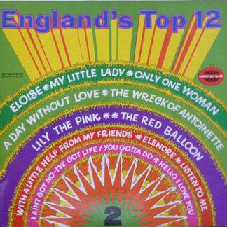Unknown Artist - England's Top 12 / 2 (LP)