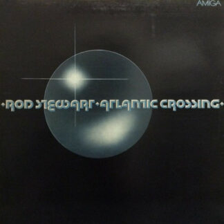 Rod Stewart - Atlantic Crossing (LP, Album, RE)
