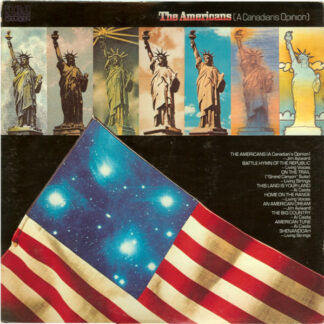Various - The Americans (A Canadian's Opinion) (LP)