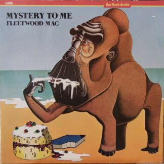Fleetwood Mac - Mystery To Me (LP, Album, RE)