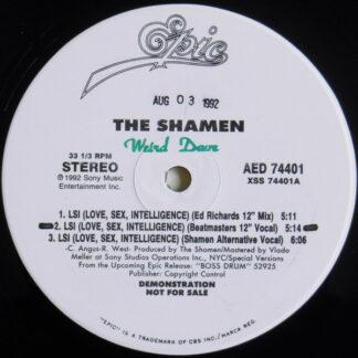 The Shamen - LSI (Love, Sex, Intelligence) (12