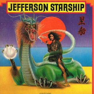 Jefferson Starship - Spitfire (LP, Album, Gat)