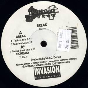 Turntable Terror - Break (12