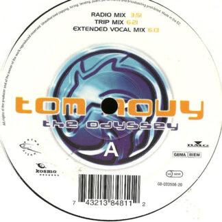 Tom Novy - The Odyssey (12
