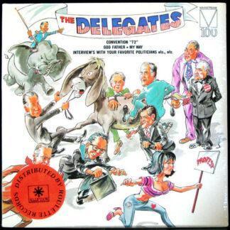 The Delegates (2) - The Delegates (LP, Album)