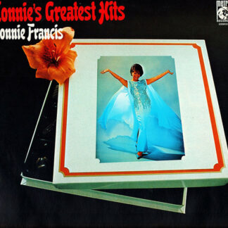 Connie Francis - Connie's Greatest Hits (LP, Comp, RE)