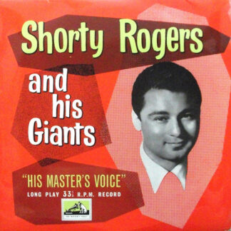 Shorty Rogers And His Giants - Shorty Rogers And His Giants (10