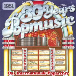Various - 30 Years Popmusic 1951 (LP, Comp)