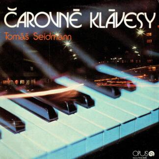 Tomáš Seidmann - Čarovné Klávesy (LP, Album)