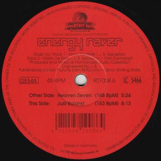 Energy Raver - Heaven Seven (12