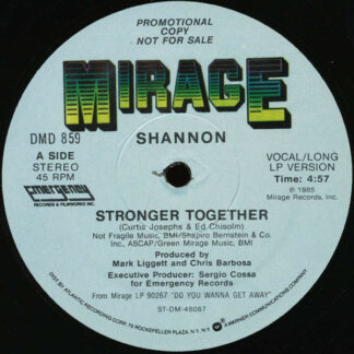 Shannon - Stronger Together (12