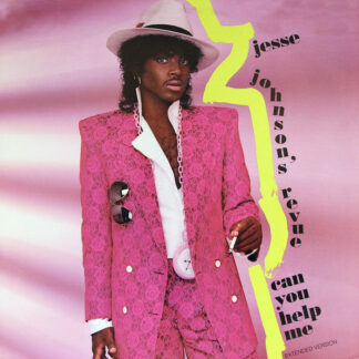 Jesse Johnson's Revue - Can You Help Me (12