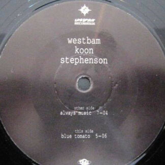 Westbam / Koon / Stephenson* - Always Music (12