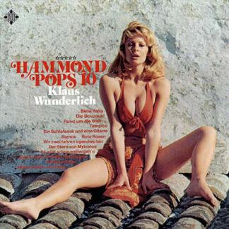 Klaus Wunderlich - Hammond Pops 10 (LP, Album)