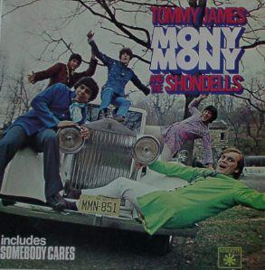 Tommy James & The Shondells - Mony Mony (LP, Mono)