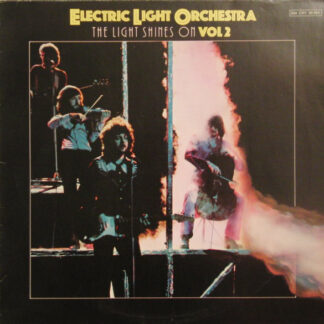 Electric Light Orchestra - The Light Shines On Vol 2 (LP, Comp)