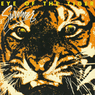 Survivor - Eye Of The Tiger (LP, Album)